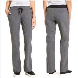Athleta Midtown Wool Trousers Pants